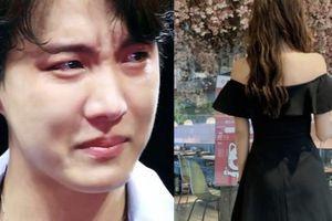 Các idol K-Pop đình đám và mối tình dang dở, J-Hope và V toàn đơn phương