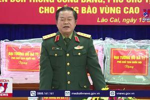 Phó Chủ tịch Quốc hội thăm, chúc Tết tại Lào Cai