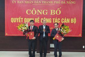Ông Nguyễn Đăng Hoàng được bổ nhiệm giữ chức Giám đốc Sở LĐ-TB&XH TP. Đà Nẵng