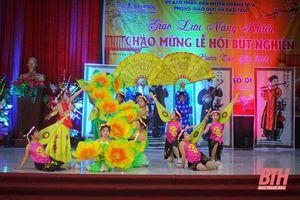 Huyện Hoằng Hóa sẽ tổ chức Lễ hội Bút Nghiên vào dịp Tết Nguyên đán Tân Sửu
