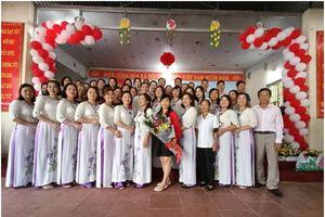 Hà Giang: Trường Mầm non Tân Trịnh - Điểm sáng chăm sóc, giáo dục trẻ