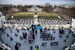 Chùm ảnh: Toàn cảnh buổi tổng duyệt lễ nhậm chức của Tổng thống Mỹ Joe Biden