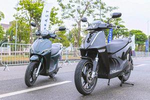 VinFast ra mắt bộ đôi xe máy điện mới, chưa có giá bán
