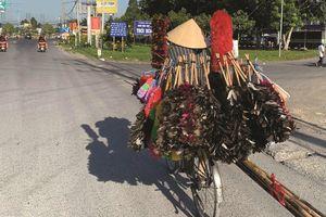 Những chuyến xe chở hàng về nông thôn