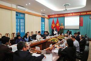 Hội đồng trường Trường Đại học Nha Trang họp phiên thứ nhất nhiệm kỳ 2020 - 2025