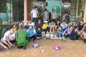 Bình Phước: Triệt phá sòng bạc lớn, bắt giữ 31 đối tượng