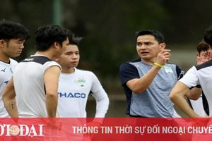 HAGL vs SLNA, 17h00 ngày 22/1: Tuấn Anh 'giải cứu' Kiatisak?