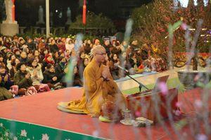 Chùa Tân Hải kính mừng Đức Phật thành đạo