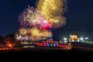 Thừa Thiên – Huế: Tổ chức bắn pháo hoa tầm cao mừng Tết Nguyên đán Tân Sửu