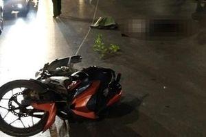 Tạm giữ đối tượng đi xe máy tông 2 người tử vong