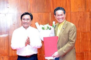 Xây dựng 2 nhà máy điện gió ven biển Tiền Giang