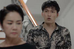 'Hướng dương ngược nắng' tập 17: Trí rời nhà họ Cao sau khi đánh gãy mũi Ngọc