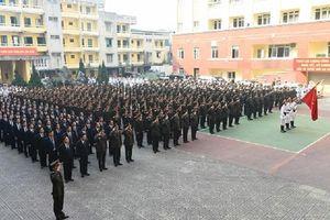 Bộ Tư lệnh Cảnh vệ diễn tập xử lý các tình huống bảo vệ Đại hội XIII của Đảng