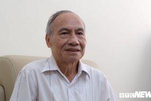 PGS.TS Nguyễn Kế Hào, người góp công lớn xóa mù chữ qua đời