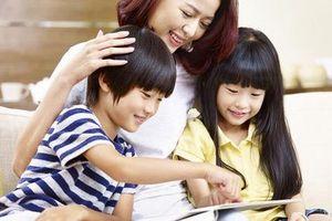 Dùng chiêu này bố mẹ thành công khi 'dụ' trẻ tập trung học tập