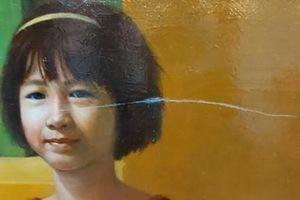 Tác phẩm tham gia Triển lãm Mỹ thuật Toàn quốc bị hư hỏng: Trách nhiệm thuộc về ai?