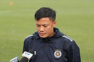 Tiền vệ Thành Lương: 'Kinh nghiệm của HLV Phan Thanh Hùng sẽ là bất lợi với Hà Nội FC'