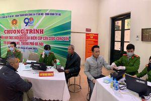 Tuổi trẻ Công an Thủ đô với chuỗi các hoạt động tình nguyện