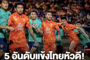 Thai-League muốn 'đá kín' cho xong mùa giải 2020