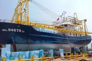 Quảng Nam: Buộc một chủ tàu 67 phải trả 7,5 tỷ đồng cho công ty đóng tàu