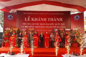 Văn phòng Đoàn ĐBQH-HĐND Đà Nẵng có trụ sở mới sau chia tách