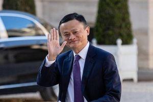 Tỉ phú Jack Ma tái xuất sau hơn 2 tháng vắng bóng