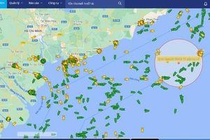 Tàu cá có 5 ngư dân gặp nạn thả trôi trên biển Phú Quý