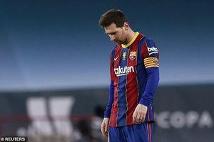 Thỏa thuận để Messi đến Espanyol rất thuận lợi nhưng...