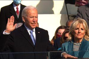 Ông Biden, bà Harris đã tuyên thệ nhậm chức