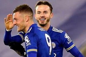 Nhấn chìm Chelsea: Leicester vươn lên dẫn đầu Premier League