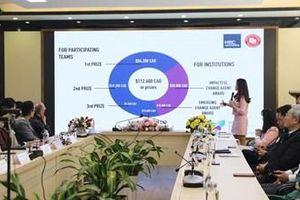 Cuộc thi Sáng tạo kinh doanh xã hội toàn cầu năm 2021