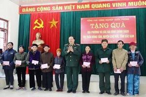 Đoàn cán bộ Tổng cục Công nghiệp Quốc phòng tri ân 'Về nguồn'