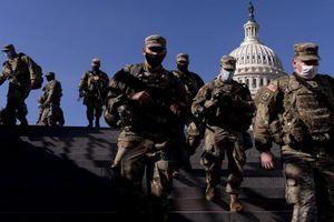 Hàng loạt lính Vệ binh Quốc gia phải rời khỏi nhiệm vụ ở Điện Capitol