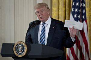 WSJ: Ông Trump thảo luận thành lập đảng mới