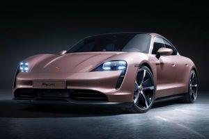Porsche Taycan được bổ sung bản tiêu chuẩn, giá từ 79.900 USD