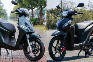 Xe máy tầm giá 30 triệu đồng, chọn VinFast Feliz hay Honda Vision?