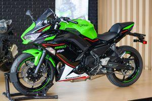 Chi tiết Kawasaki Ninja 650 KRT Edition đời 2021 tại Việt Nam