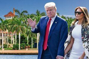Bên trong dinh thự Mar-a-Lago dát vàng của vợ chồng ông Trump