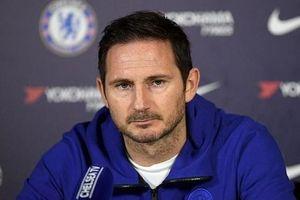 Lampard dẫn đầu nhóm HLV có nguy cơ mất việc tại Premier League