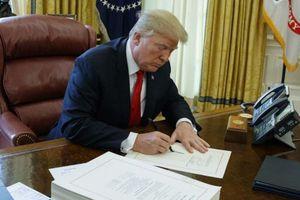 Tổng thống Mỹ viết gì trong lá thư gửi người kế nhiệm