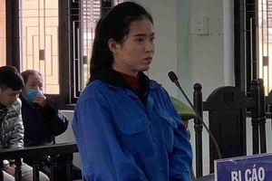 Cô gái lĩnh 19 năm tù vì mang ma túy theo người