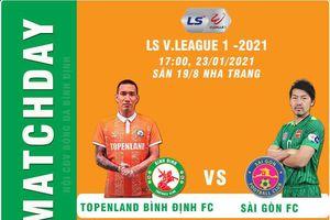 Có một thử thách mang tên Sài Gòn FC