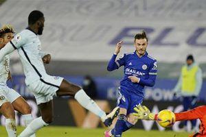 Đả bại Chelsea, Leicester City chiếm ngôi đầu bảng Premier League