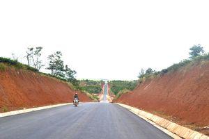 Đường Hồ Chí Minh tuyến tránh Pleiku chính thức đi vào khai thác
