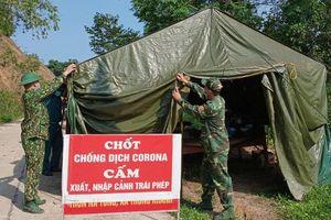 Virus SARS-CoV-2 biến thể, Việt Nam phải 'bao chặt' biên giới đường bộ