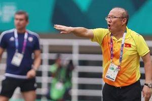 HLV Park Hang-seo muốn tuyển Việt Nam dự World Cup