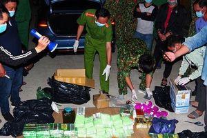 Khởi tố vụ vận chuyển gần 90 kg ma túy từ Campuchia về TP HCM