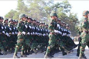 Xây dựng Quân đội nhân dân Lào chính quy, tinh nhuệ từng bước hiện đại