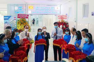 TPHCM: Trung tâm lọc máu theo tiêu chuẩn Nhật Bản chính thức đi vào hoạt động