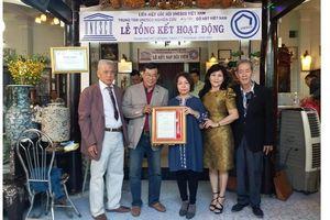 Trung tâm Unesco Nghiên cứu Bảo tồn Cổ vật Việt Nam kiện toàn tổ chức nhân sự